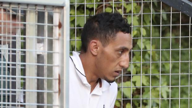 Driss Oukabir, el día de su detención el pasado mes de agosto