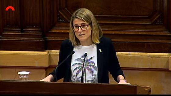 [GOVERN] Projecte de llei per a la restitució efectiva de les institucions catalanes derrocades il·legítimament Elsa-artadi-intervencion-kQNF--560x315@abc