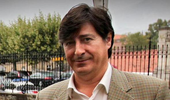 El concejal de Hacienda en el Ayuntamiento vizcaíno de Guernica, Iñaki Gorroño