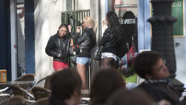 El operativo contra la prostitución en Montera  un plan municipal ... 75b102160ab