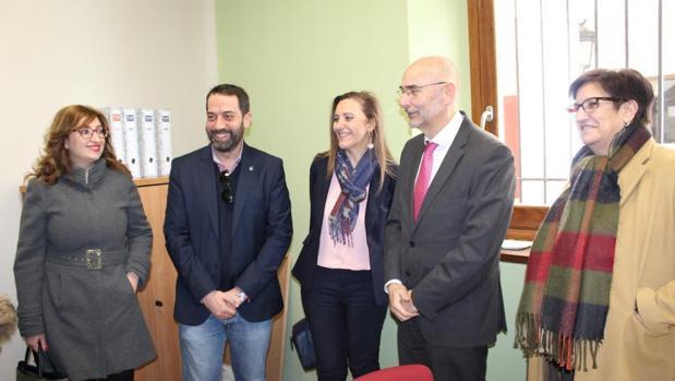 Torrijos recupera la oficina municipal de informaci n al - Oficina del consumidor toledo ...