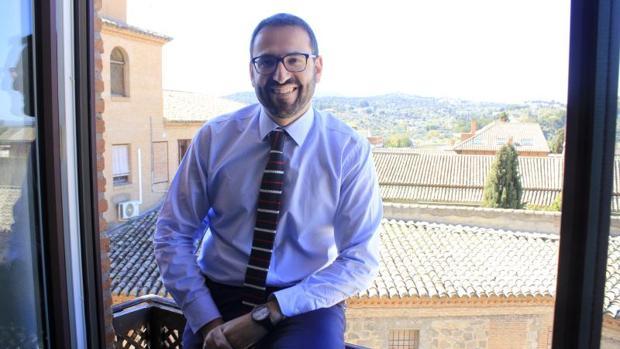 El eurodiputado Sergio Gutiérrez es desde octubre secretario de Organización del PSOE regional