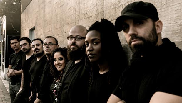 La banda de música «Patax»