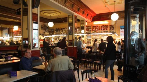 Café Central de Madrid