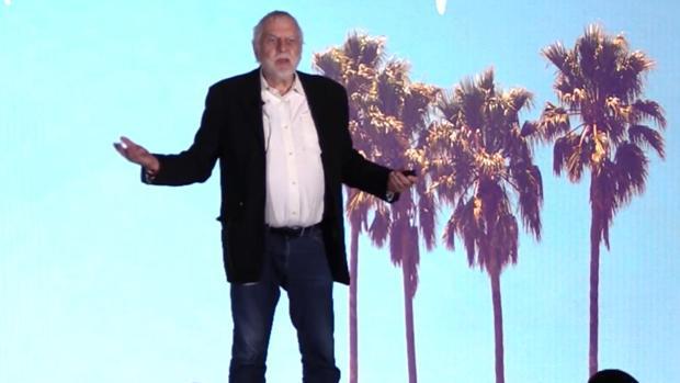 Nolan Bushnell, el fundador de Atari
