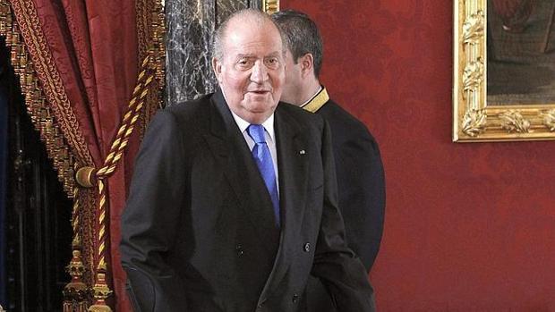 El Rey Juan Carlos en una imagen de archivo
