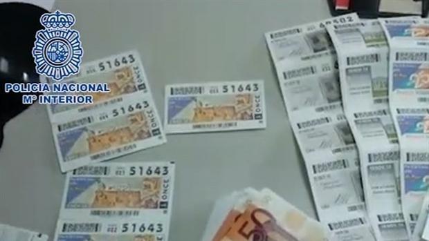 Décimos de Lotería Nacional