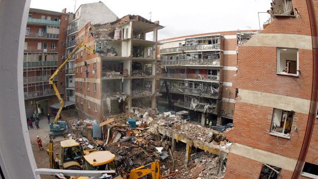 Imagen de archivo del lugar de los hechos cuando ocurrió el suceso, en 2007
