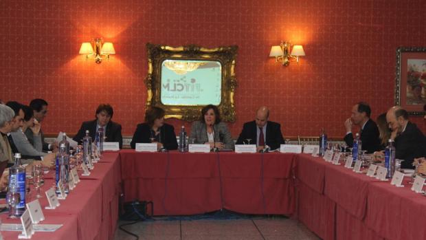 La consejera de Economía, Empresas y Empleo, Patricia Franco, avanzó las novedades del Plan de Empleo