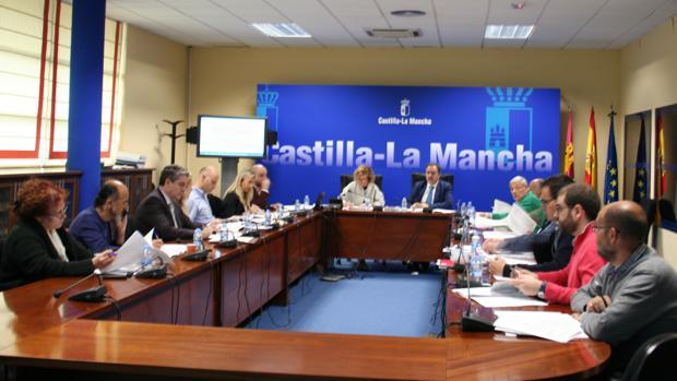 Reunión de la Comisión Provincial de Ordenación del Territorio y Urbanismo