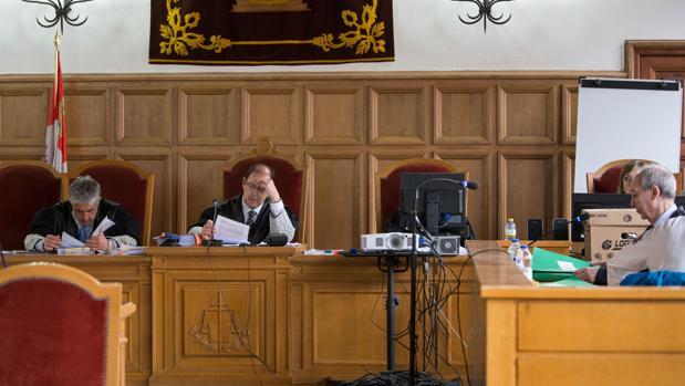 Segunda jornada del juicio por violación en Navaleno (Soria)