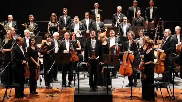 La Orquesta Sinfónica de Baleares