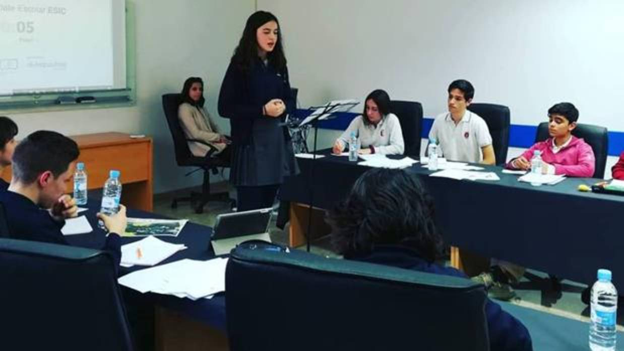 Una joven murciana es la mejor oradora en inglés de España