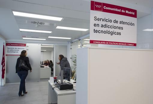 La oficina del Servicio de adicciones está provisionalmente en la calle Manuel de Falla, 7, aunque se ubicará en un futuro en la plaza de Santa Cristina, 3