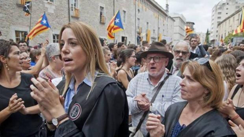 Archivan la causa por desobediencia durante el 1-O del alcalde de Callús