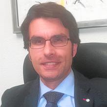 El abogado Luis Gervas de la Pisa