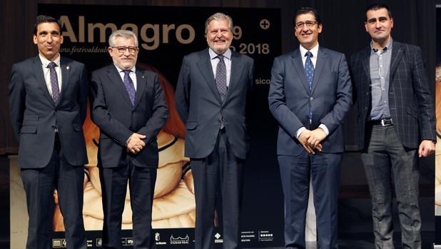 Presentación de la nueva edicion del Festival Internacional de Almagro