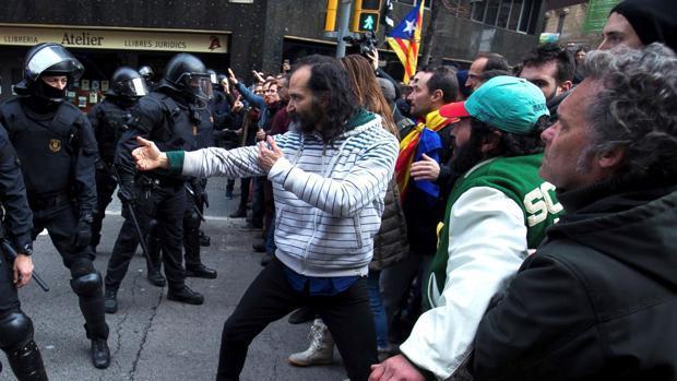 Manifestacin De Los CDR En Catalua
