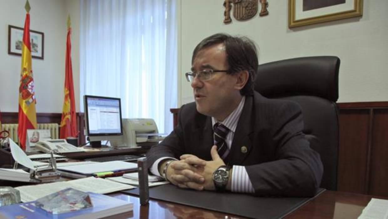 El juez Ángel Dolado, nuevo Justicia de Aragón