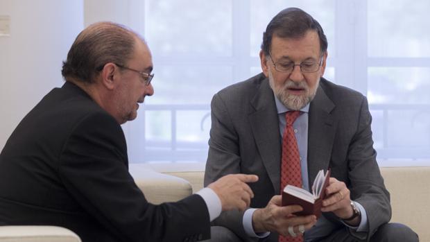Este proyecto transfronterizo pasó de largo en la reunión que mantuvieron Rajoy y Lambán esta semana