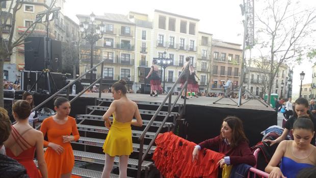 Las noches toledanas se cierran hoy con gisela flamenco for Conciertos madrid hoy