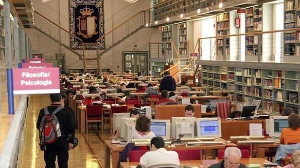 Biblitoeca de Castilla-La Mancha