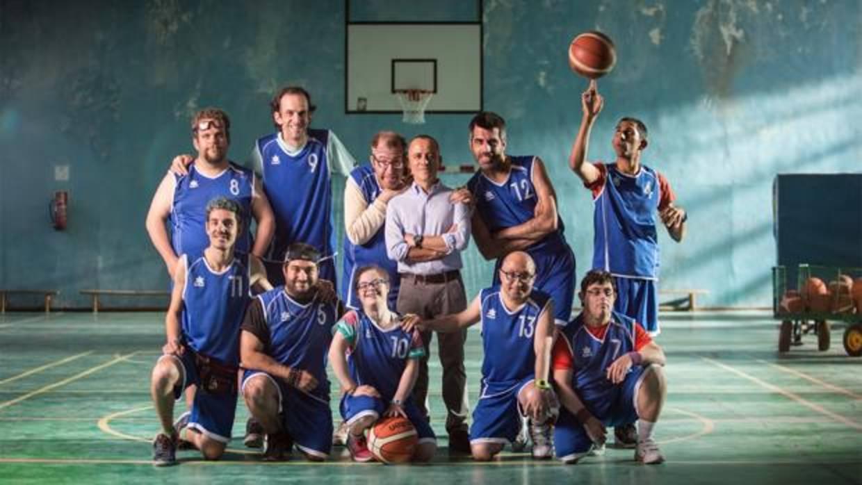 Un equipo valenciano inspiró «Campeones», la exitosa película española sobre la discapacidad intelectual