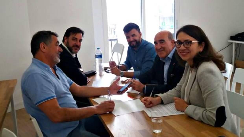La afiliación a Ciudadanos crece un 35% en menos de cuatro meses en la provincia de Alicante