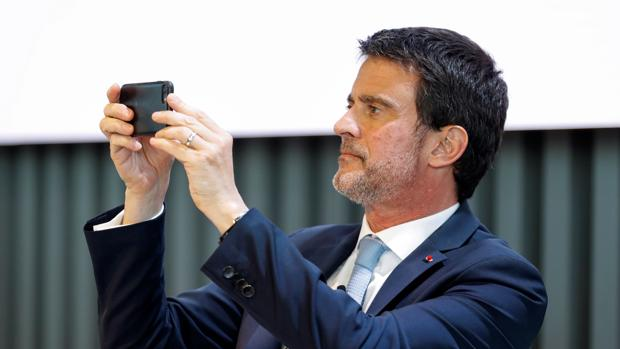 Manuel Valls pasa en Toledo el fin de semana