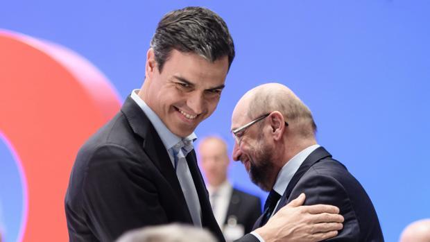 Pedro Sánchez pide cooperación a Alemania contra el independentismo