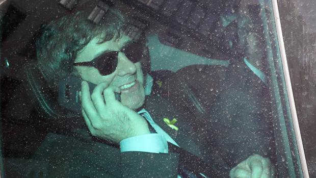 El expresidente catalán Carles Puigdemont, en Alemania
