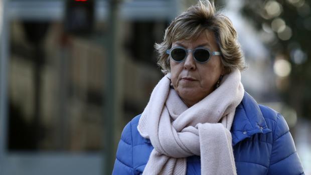 Pilar Barreiro, senadora y exalcaldesa de Cartagena (Murcia)