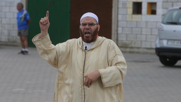 Alaa Mohamed Said, el presidente de la Unión Islámica de Imanes cuya expulsión ha ordenado Interior
