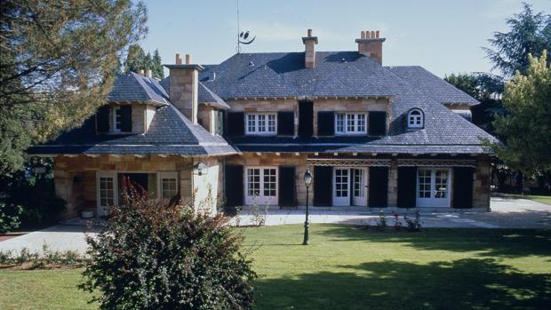 La residencia de Don Juan y Doña María de las Mercedes donde pasaron sus últimos años de vida