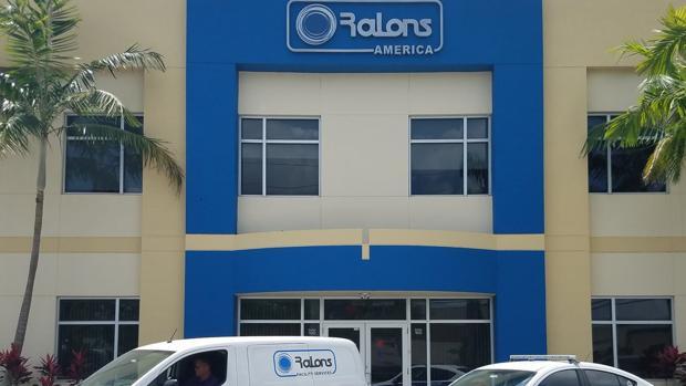 Nueva sede de Ralons América en Miami