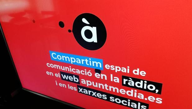 Imagen de la carta de ajuste de la nueva televisión valenciana