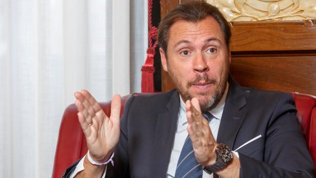 Óscar Puente en una imagen de archivo