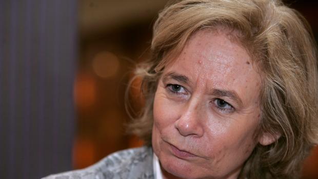 La periodista y escritora Pilar Cernuda