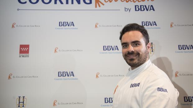 José Martínez Ortiz, cocinero conquense que se formará en El Celler de Can Roca