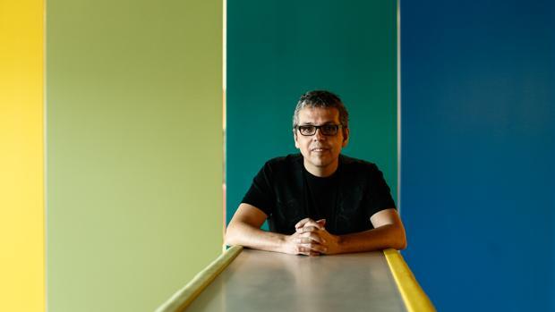 El cantautor canario Pedro Guerra