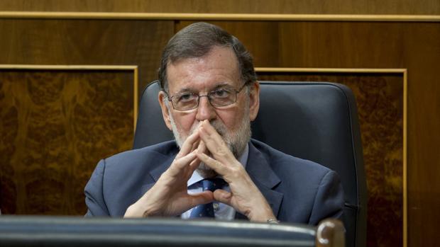 Rajoy, más optimista tras el «primer paso» de los Presupuestos