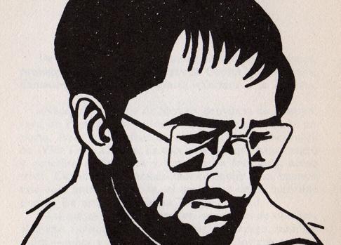 Retrato de Justo Alejo realizado por el artista Félix Cuadrado Lomas