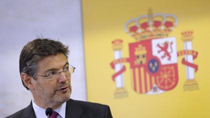 Catalá señala al juez discrepante de la sentencia: «Tiene algún problema»