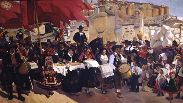 «Castilla. La fiesta del pan»