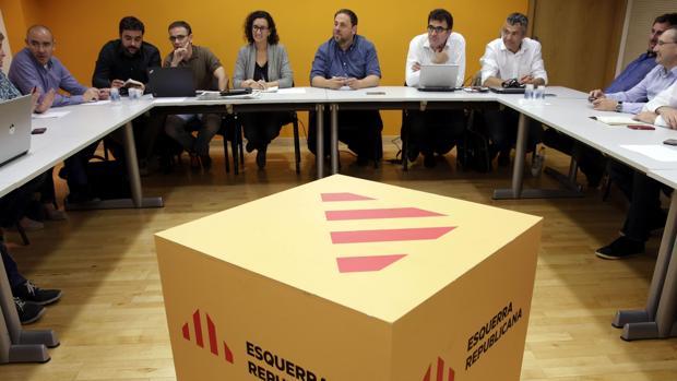 Hemeroteca: ERC recula y dice que se necesita un 50% de apoyo para la independencia   Autor del artículo: Finanzas.com