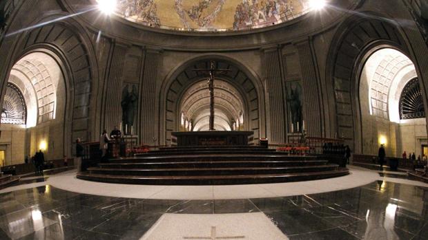 Altar del Valle de los Caídos