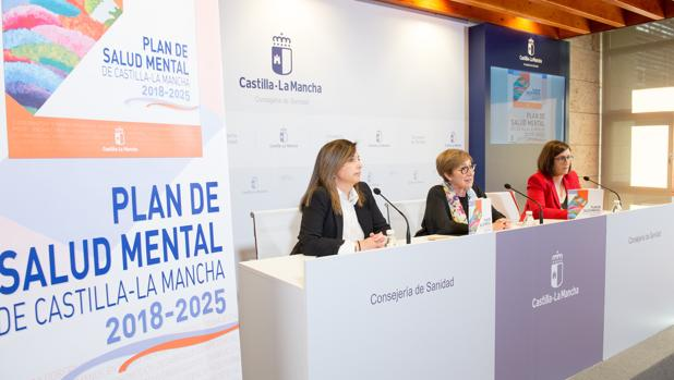 Presentación del Plan de Salud Mental