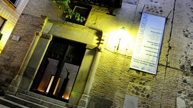 El edificio, situado en la plaza de Amador de los Ríos, fue utlilizado en los últimos años por la asociación Tolmo