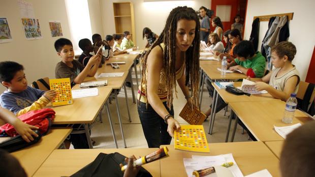 Los profesores de Cataluña tiene más carga de trabajo, según un informe de los sindicatos