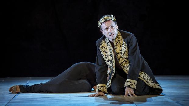 «Calígula», de Mario Gas, se subirá a las tablas del Teatro Salón Cervantes